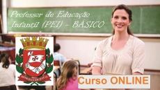 Professor de Educação Infantil (PEI) - BÁSICO