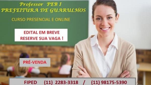 ONLINE  - PEB I - Guarulhos